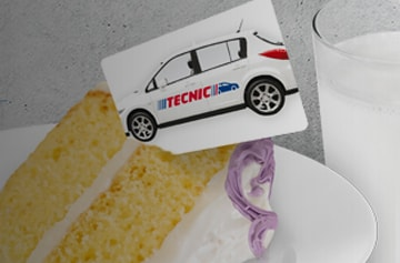 Tecnic gift card