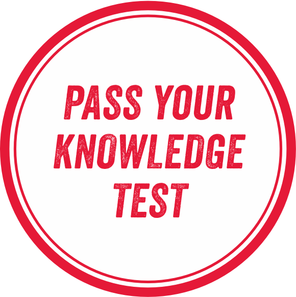 Pass Your Knowledge Test