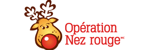Operation Red Nose - Safe return home service for the holidays.