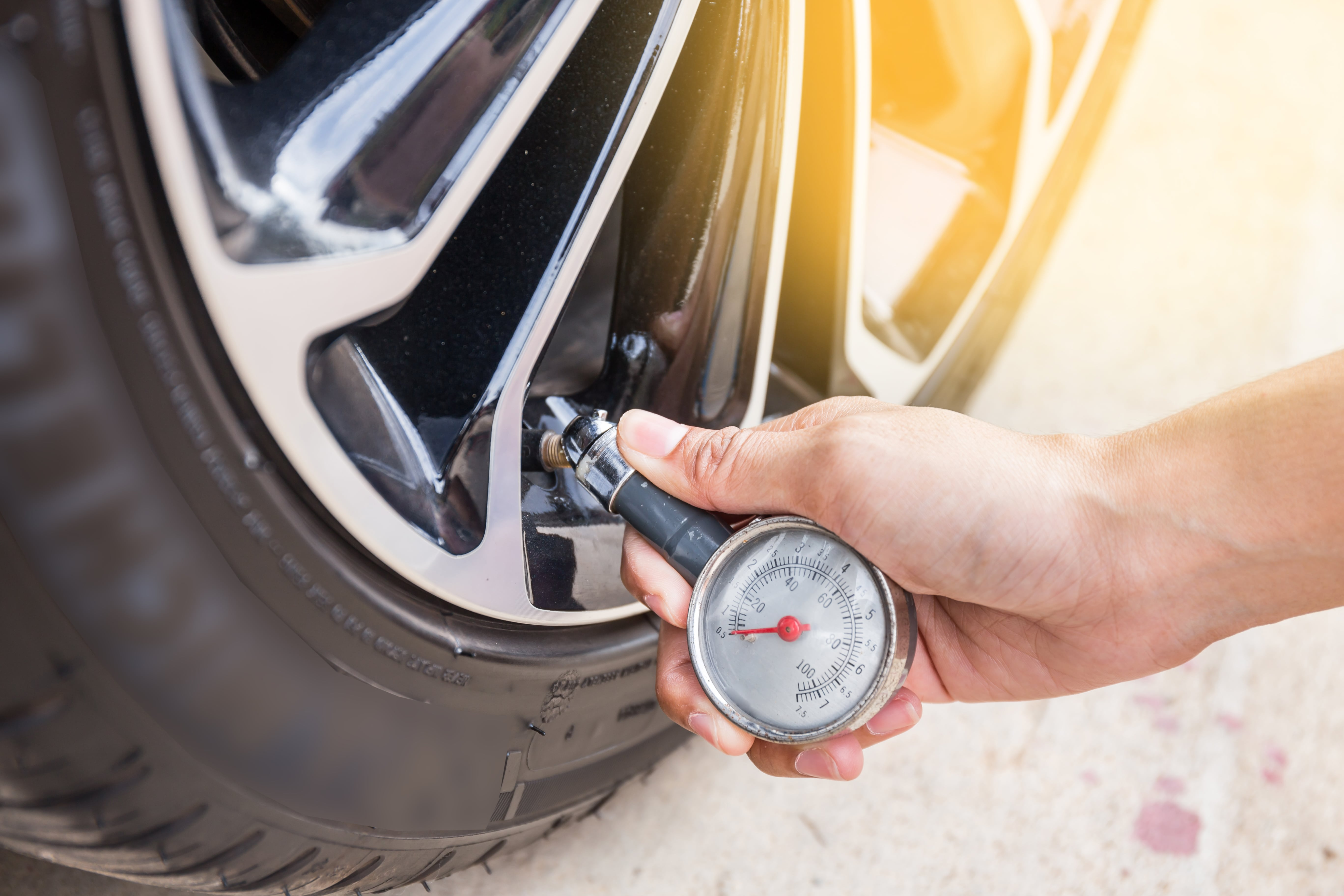 Here are some tips to keep your tires in good condition.